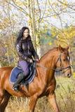 Equites a cavallo Fotografia Stock Libera da Diritti