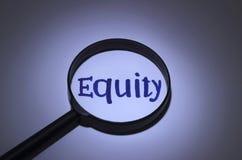 equity Photos libres de droits
