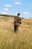 Eröffnung Jahreszeit der Jagd Lizenzfreie Stockfotos