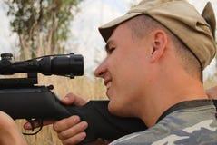 Eröffnung Jahreszeit der Jagd Lizenzfreies Stockbild