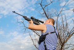 Eröffnung Jahreszeit der Jagd Stockfoto