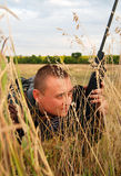 Eröffnung Jahreszeit der Jagd Lizenzfreie Stockbilder
