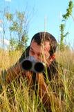 Eröffnung Jahreszeit der Jagd Stockfotos