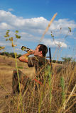 Eröffnung Jahreszeit der Jagd Lizenzfreie Stockfotografie