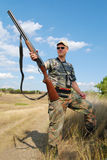 Eröffnung Jahreszeit der Jagd Lizenzfreies Stockfoto