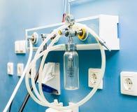 ER通风设备机器空气过滤器 免版税库存图片
