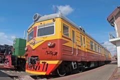 ER-22 tipo tren Fotos de archivo libres de regalías