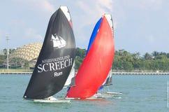49er Angehörige 2013, Miami Stockfotos
