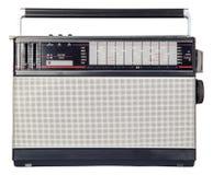 Er is de oude radio stock foto