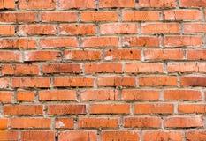 Er is een bakstenen muur enkel voor mijn venster royalty-vrije stock afbeelding