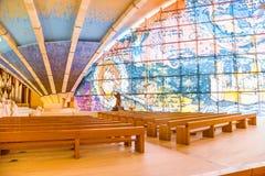 1er juin 2017 Sanctuaire de San Giovanni Rotondo, Pouilles, Italie Photo libre de droits