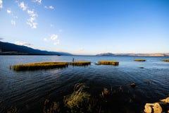 Er lago Immagini Stock