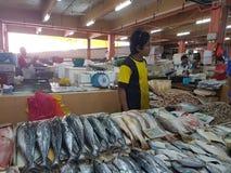 1er mai Seremban, Malaisie Marché principal connu sous le nom de Pasar Besar Seramban pendant le week-end Photo stock