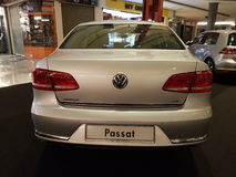 1er octobre 2016, Kuala Lumpur Affichage de voiture de Volkswagen au complexe de magasins du sommet USJ, Malaisie Photo stock