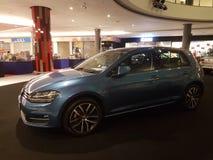 1er octobre 2016, Kuala Lumpur Affichage de voiture de Volkswagen au complexe de magasins du sommet USJ, Malaisie Photos stock
