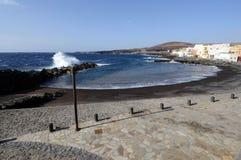 er plażowi las Tenerife Zdjęcie Royalty Free