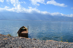 Er sea in Yunnan province Royalty Free Stock Photography