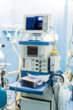 ER Ventilator Machine Royalty Free Stock Images