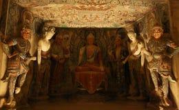 Arte buddista Immagini Stock