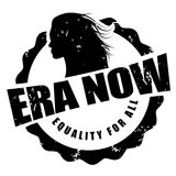 ERA NOW stamp isolated on white Stock Image