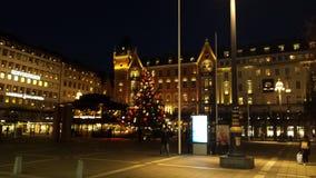 Era tiempo de la Navidad Fotografía de archivo libre de regalías
