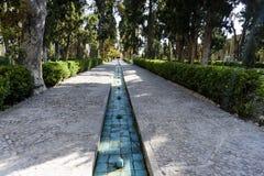 Eram ogród w Shiraz, Iran zdjęcia stock
