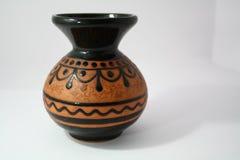 eramic vase Στοκ Εικόνες