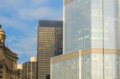 Eras de configuración de Chicago imagen de archivo libre de regalías