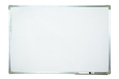 Erasable marker board. Erasable board marker isolation in white background Royalty Free Stock Images