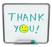erase доски сухой благодарит вас бесплатная иллюстрация