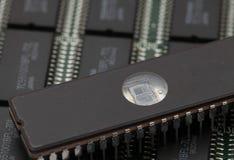 Eraseable IC Stock Photography