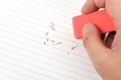 Eraser Stock Photography