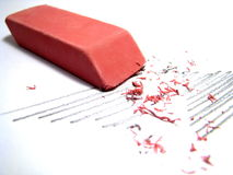 Free Eraser Stock Photography - 6253672