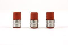 Eraser di matita meccanici Fotografia Stock Libera da Diritti