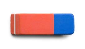Eraser Ink Top. Pen Ink Eraser Isolated On White Background stock image