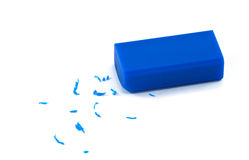 Eraser Isolated Stock Photos