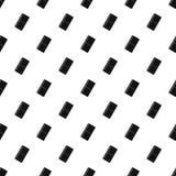 Eraser pattern vector Stock Images