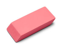 Eraser Pink stock images