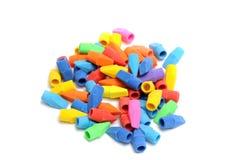 Eraser variopinti Fotografia Stock Libera da Diritti