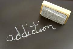 Erasing Addiction Stock Photos