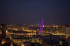 erasmus города центра стоковое фото rf