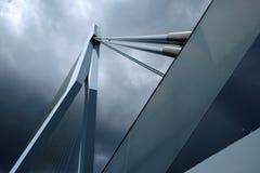 Erasmus Bridge Fotos de Stock
