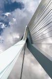 Erasmus Bridge against sky Stock Images