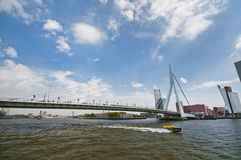 Erasmus Bridge Stock Photos