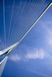 Erasmus Bridge. Details Stock Photos