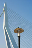 Erasmus bridge, rotterdam Stock Photography
