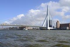 Erasmus Bridge Rotterdam stock photos