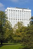 Erasmus Hospital Rotterdam un grande centro medico Immagine Stock Libera da Diritti