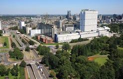 Erasmus Medical Center Rotterdam nos Países Baixos imagens de stock royalty free