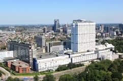 Erasmus Medical Center Rotterdam, Países Baixos fotografia de stock royalty free